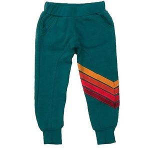 Aviator Nation KIDS Cross Striped Pant Size 12